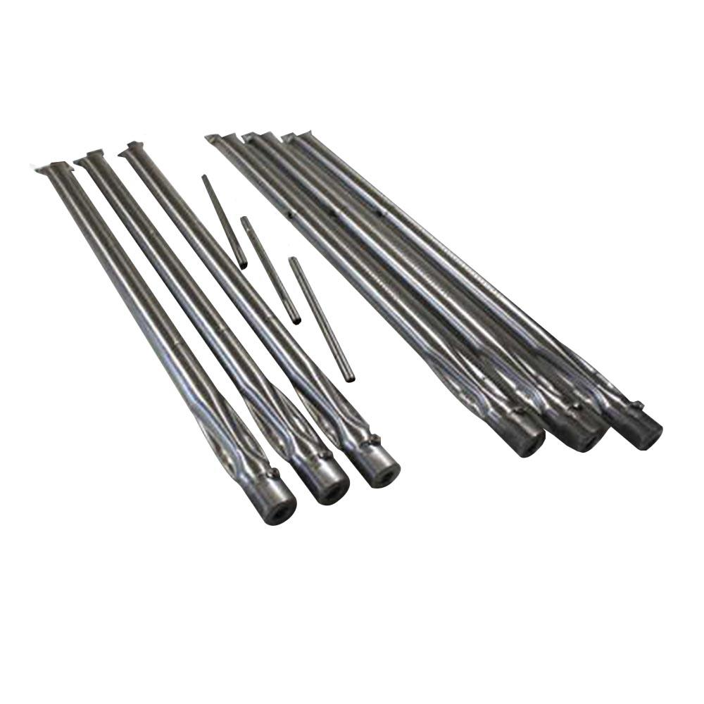 BBQ Grill Weber Grill 6-Pack Stainless Steel Burner Set (Plus 3 Crossover Burner Tubes) BCP85662 OEM by