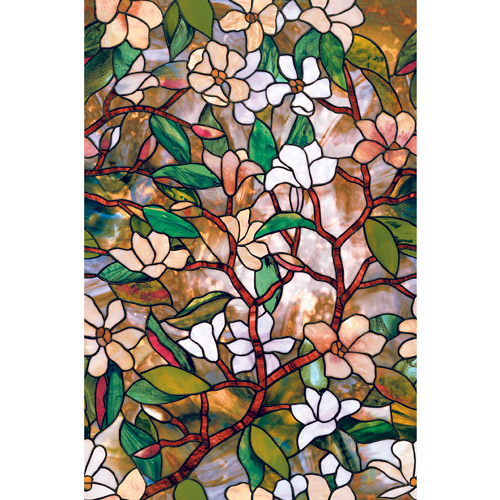 Artscape Magnolia Decorative Window Film