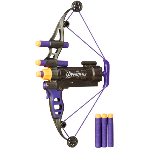Marvel Avengers' Hawkeye Longshot Bow Toy