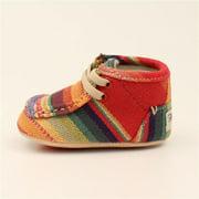 Twister 4426197-02 Serenity Baby Bucker Casual Shoe, Multi-Color - Size 2