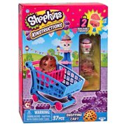 Shopkins Kinstructions Shopping Cart [Patty Cake & Candy Cookie]