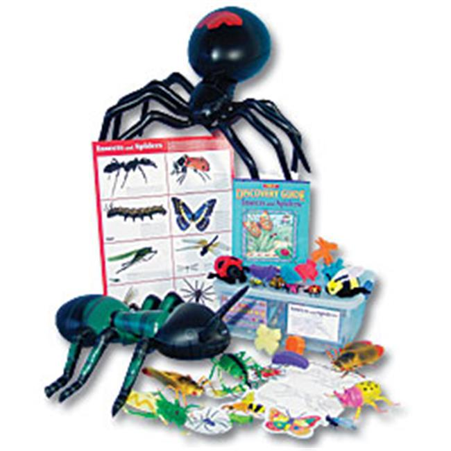 Delta 718-0044 PreK Discovery Insects & Spiders Kit by Delta