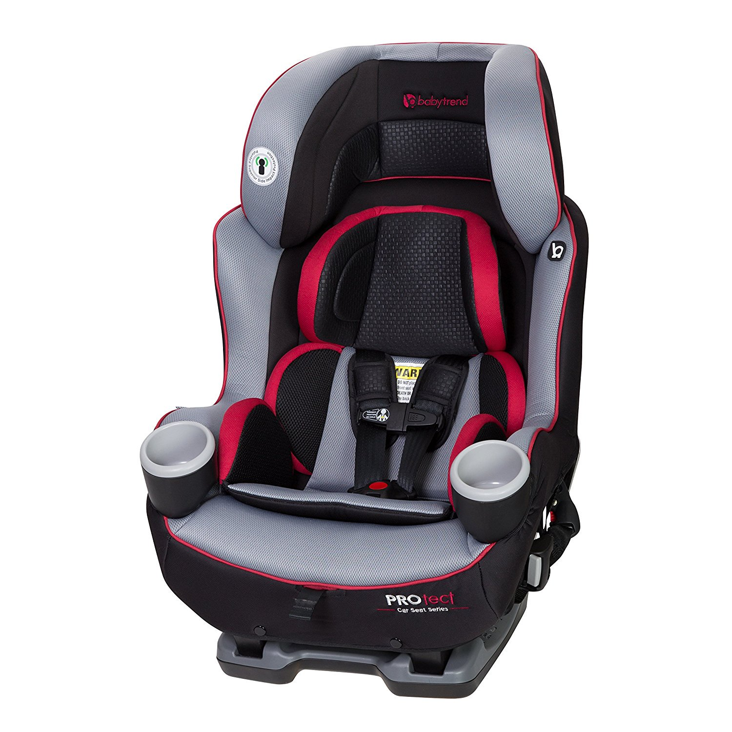 Baby Trend PROtect Series Elite Infant Safety Convertible LATCH Car Seat, Apollo