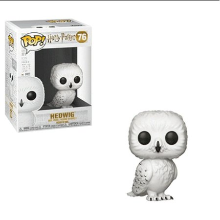 Funko POP - Harry Potter - - Harry Potter Owl Hedwig