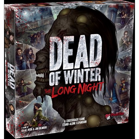 Dead of Winter: The Long Night Strategy Board Game Expansion
