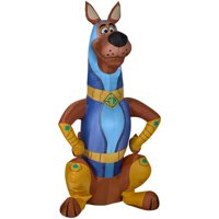 Warner Brothers Airblown Scooby Halloween Inflatable 5ft Deals
