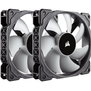 Corsair Air ML120 120mm PWM Case Cooling Fan - 2 Pack
