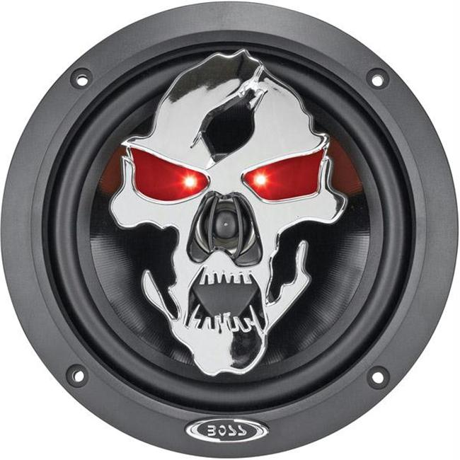 Boss Phantom 6 inch X 9 inch 3-Way 600-Watt Loudspeaker
