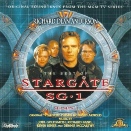 Best of Stargate Soundtrack (CD)