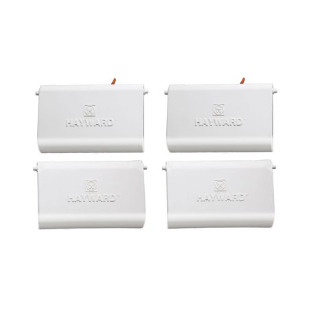 Hayward Swimming Pool Cleaner Flap Kit Genuine Replacement Part, White (2 Pack) - image 4 de 6