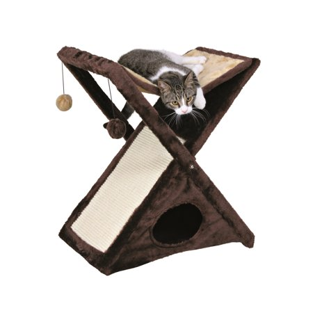 Trixie Rock - Trixie Pet Miguel Fold-and-Store Cat Tree
