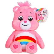 """Basic Fun New 2020 Care Bears - 9"""" Bean Plush - Cheer Bear - Soft Huggable Material!"""