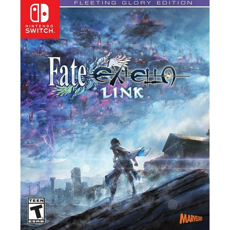 Fate/EXTELLA Link - Fleeting Glory Limited Edition 2 for Nintendo Switch (Resistance 2 Limited Edition)