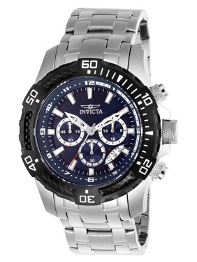 Invicta Men's 25779 Pro Diver Quartz Chronograph Blue Dial Watch