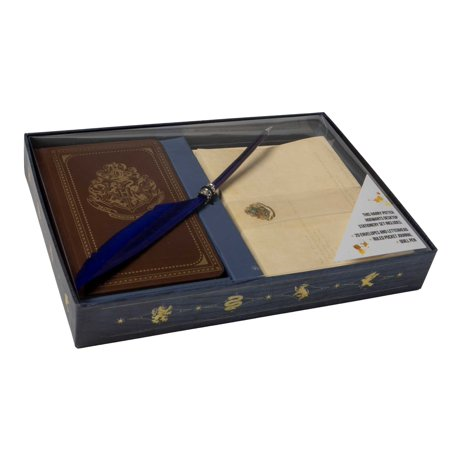 Harry Potter: Hogwarts School of Witchcraft and Wizardry Desktop Stationery Set (With Pen)](Stationery Sets)