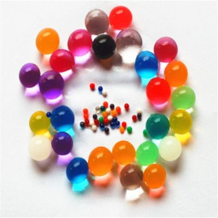 30000PCS/40000PCS Orbeez Water Crystal Balls Expanding Jelly Babies Magic Balls Spa ()
