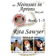 An Heiresses in Aprons Box Set Books 1-3 - eBook