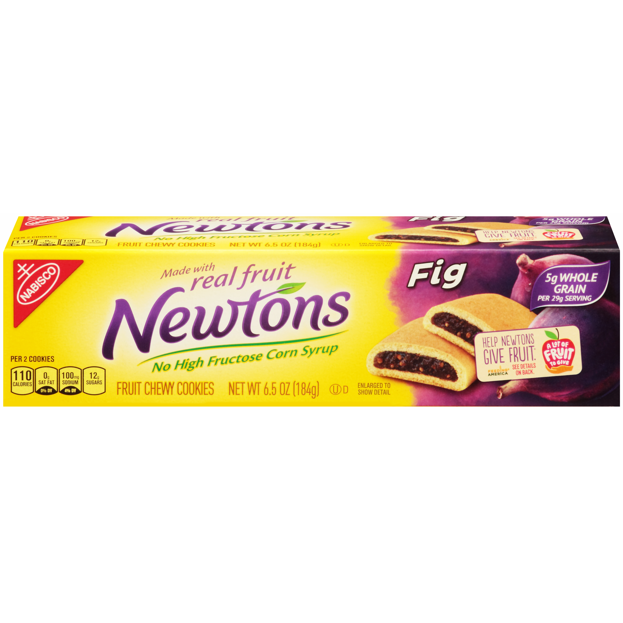Newtons Fig Original Fruit Chewy Cookies, 6.5 oz