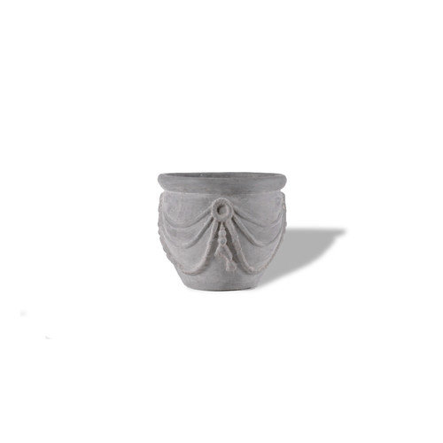 Amedeo Design ResinStone Drapery Planter