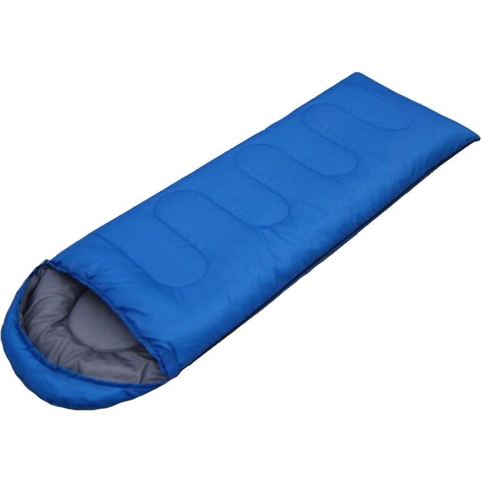 Lightahead Weather Waterproof Windproof Envelope Sleeping Bag Comfortable Lightweight Portable Camping Gear for Outdoor Hiking, Traveling and Survival