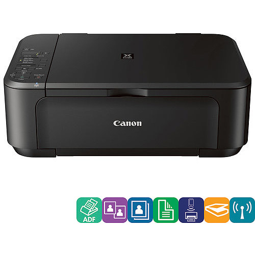 Canon PIXMA MG3222 Wireless Inkjet Photo All-In-One Printer/Copier/Scanner