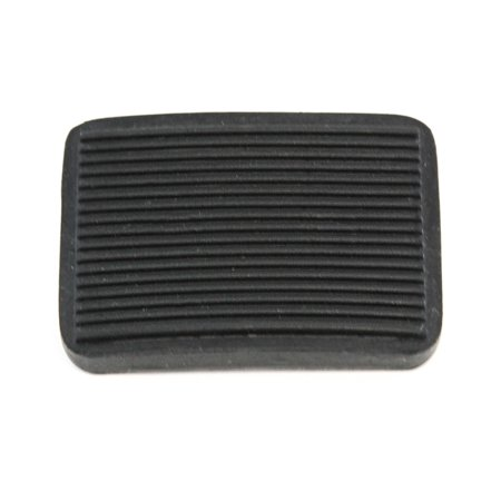 Red Hound Auto Brake Pedal or Clutch Pad Compatible with Ford (1990-1994  Bronco II, 1983-1989 Ranger, 1986-1997 Aerostar) Manual Transmission Only