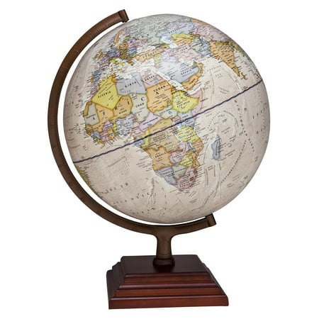 Waypoint Geographic Atlantic Ii Illuminated Desktop Globe