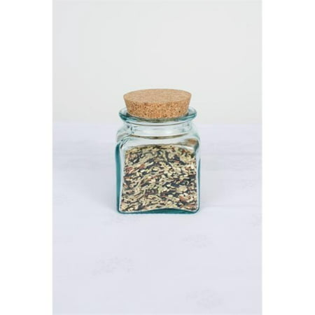 Specialty Decor & Gift 5088 6.25 in. Storage Jar with Cork, 2 Per Box - Jar Gift Ideas