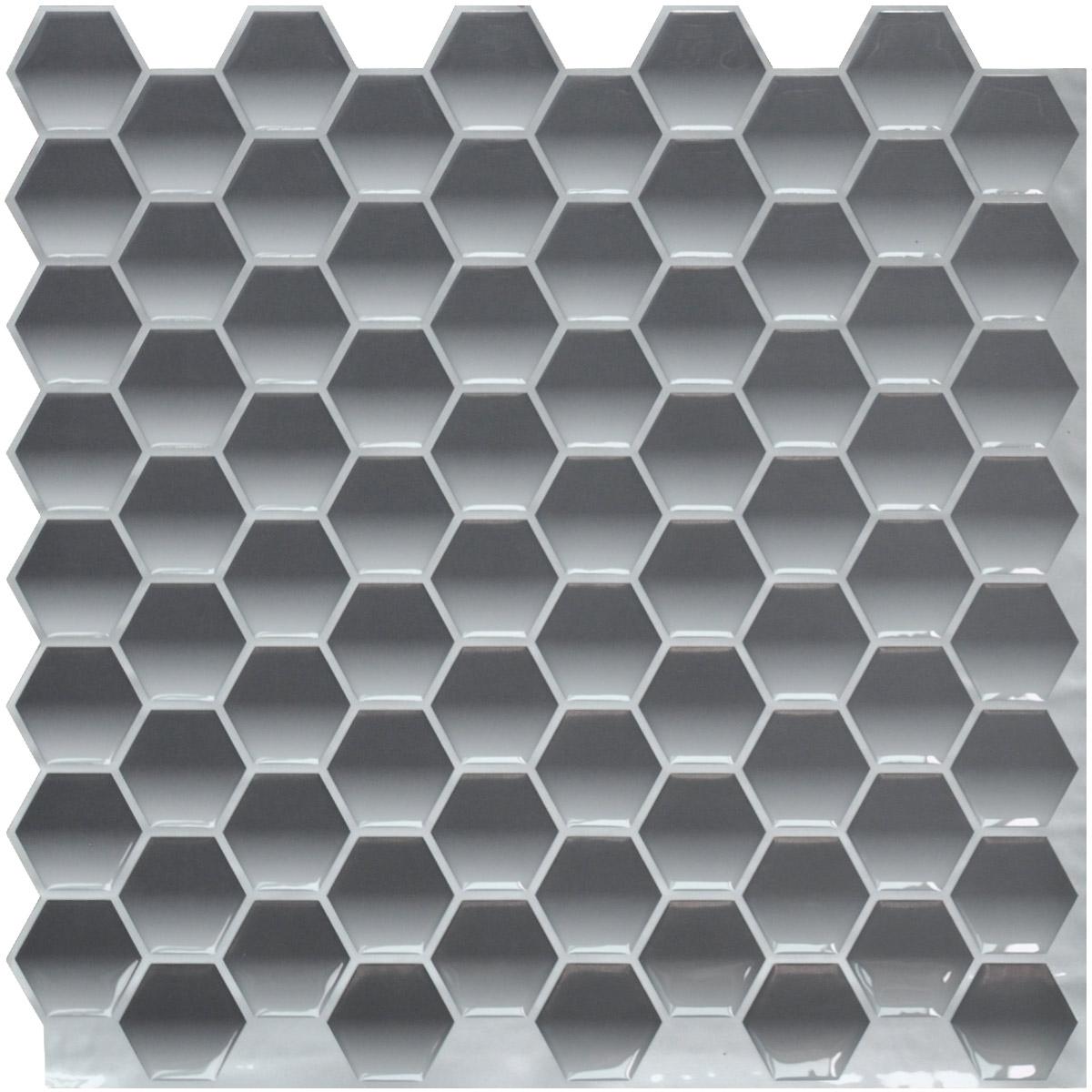 Art3d 12 x 12 Kitchen Backsplash Tiles Sticker Vinyl Peel and