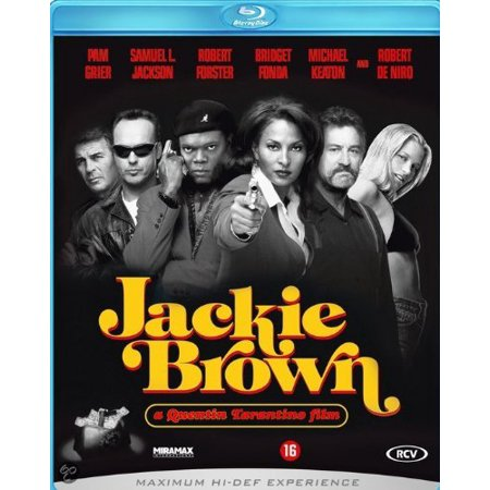Jackie Brown (1997) ( Rum Punch ) [ Blu-Ray, Reg.A/B/C Import - Netherlands ] - Halloween Red Rum Punch