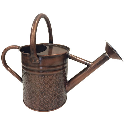 Gardener Select Watering Can Copper, 1.06 gal by Gardener Select