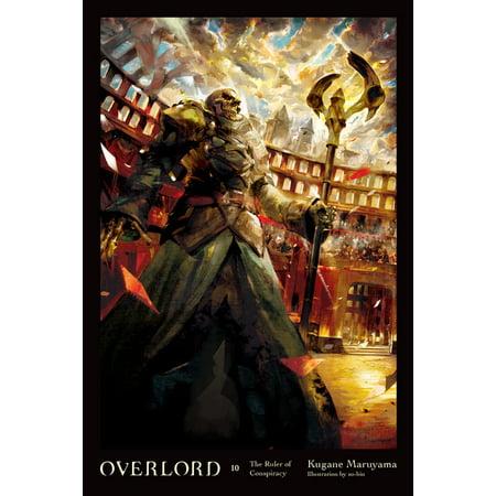 Overlord, Vol. 10 (light novel) : The Ruler of