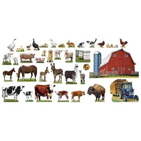 Inc.  Animals On The Farm Bb -