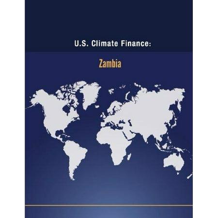 U S  Climate Finance  Zambia