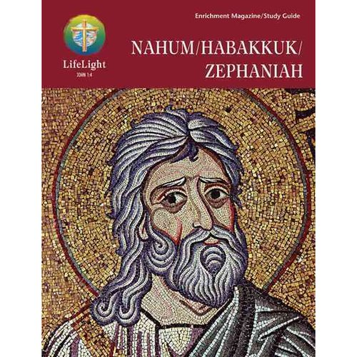 Lifelight: Nahum/Habakkuk/Zephaniah - Study Guide