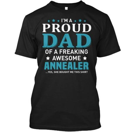 4ded90169b9bf Annealer Hanes Tagless Tee T-Shirt - Walmart.com