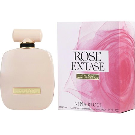 - Rose Extase Nina Ricci By Nina Ricci Edt Sensuelle Spray 2.7 Oz