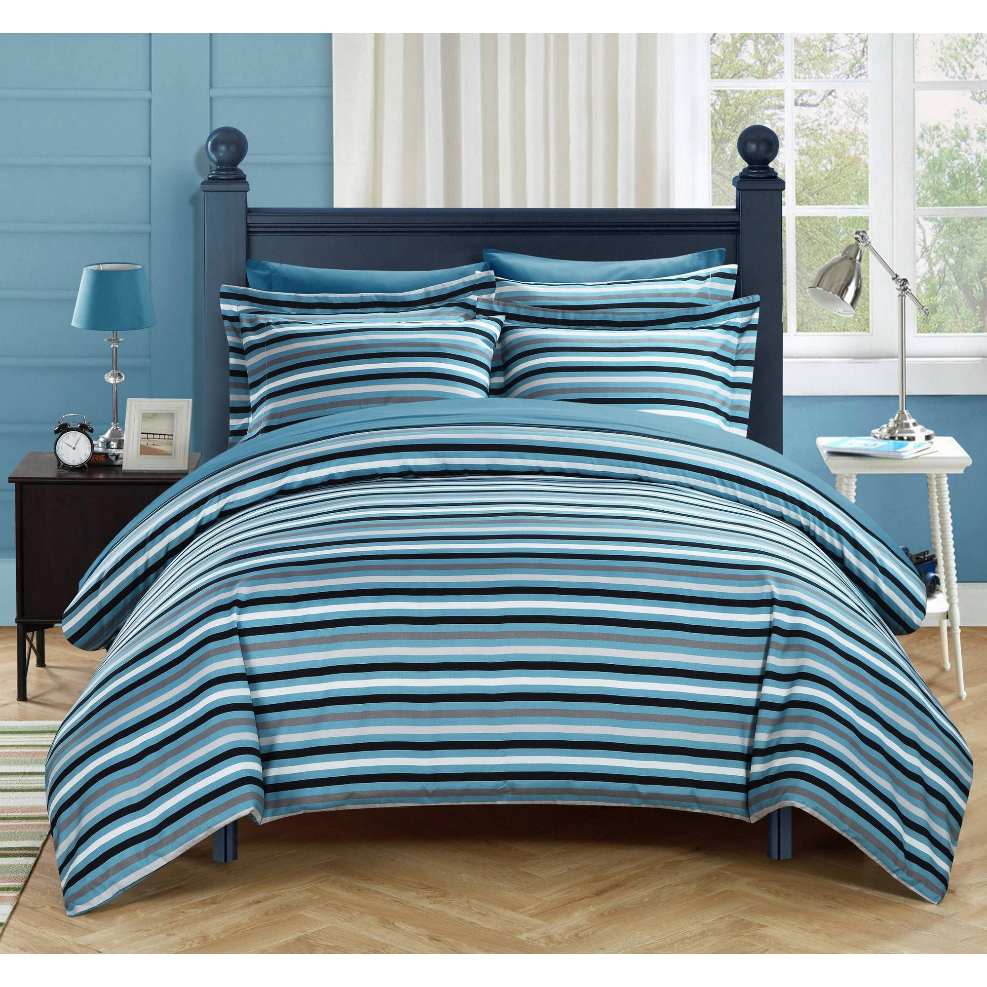 Vasler 9-Piece Bedding Duvet Cover Set