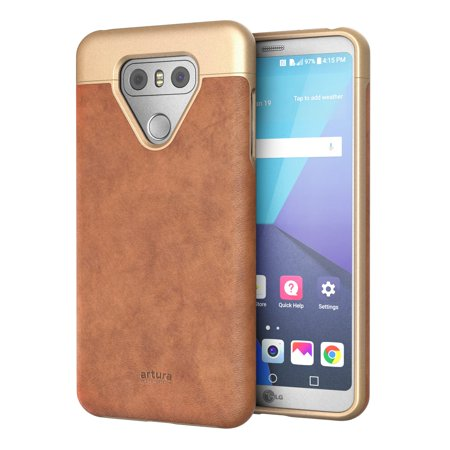 the best attitude 1da2e aba4d LG G6 Premium Vegan Leather Case - Artura Collection By Encased