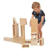 Junior Hollow Blocks Set 16-Piece