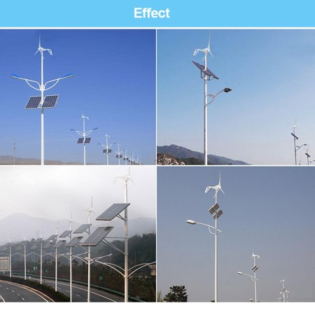 Feature:-Automatically adjust wind direction-High wind energy conversion rate-Strong wind resistance ability-High cost-performance-Low vibration and low noiseSpecification:Model:NE-200S3Rated - image 4 of 10