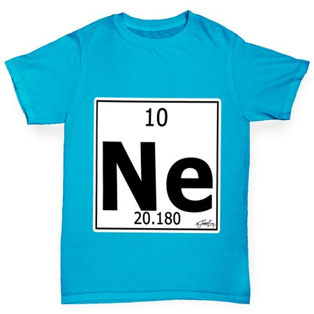 Boys t shirt periodic table element ne neon kids funny tshirts boys t shirt periodic table element ne neon kids funny tshirts walmart urtaz Choice Image