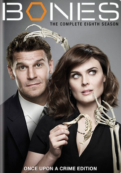 Bones: The Complete Eighth Season (DVD) by 20th Century Fox