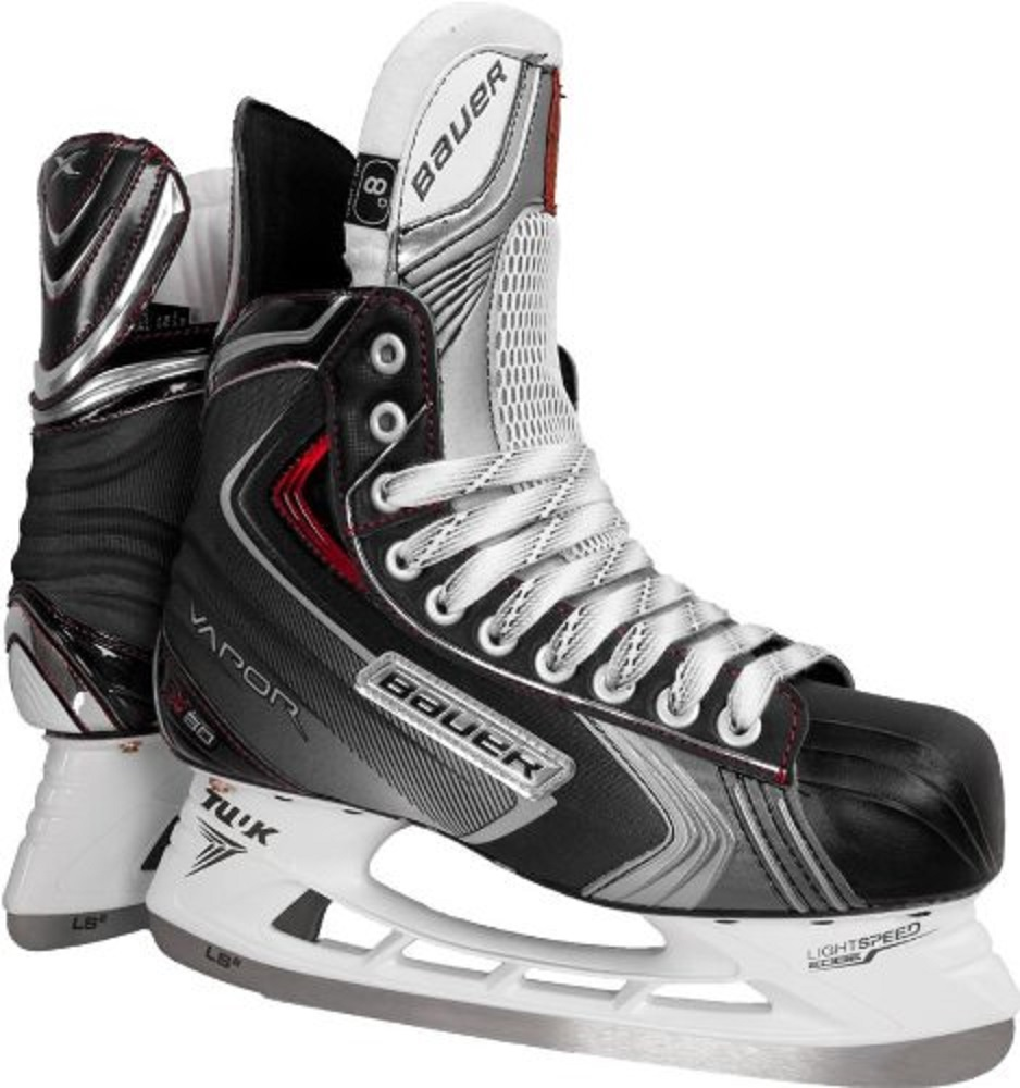 Bauer Vapor X 80 Ice Hockey Skates (Senior), Size 10.5 by Bauer