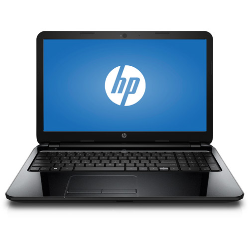 """HP 15.6"""" Laptop PC with Intel Core i3-4005U Processor, 6GB Memory, Touchscreen, 500GB Hard Drive and Windows 8.1 (Available in multiple colors) (Eligible for Free Windows 10 Upgrade)"""