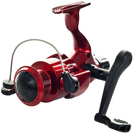 gone fishing open face spinning reel