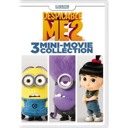 Despicable Me 2: 3 Mini-Movie Collection (DVD)