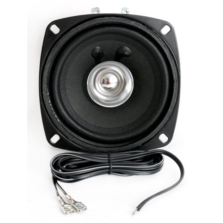 4 universal car truck factory replacement speaker 4 inch fits many vehicles. Black Bedroom Furniture Sets. Home Design Ideas