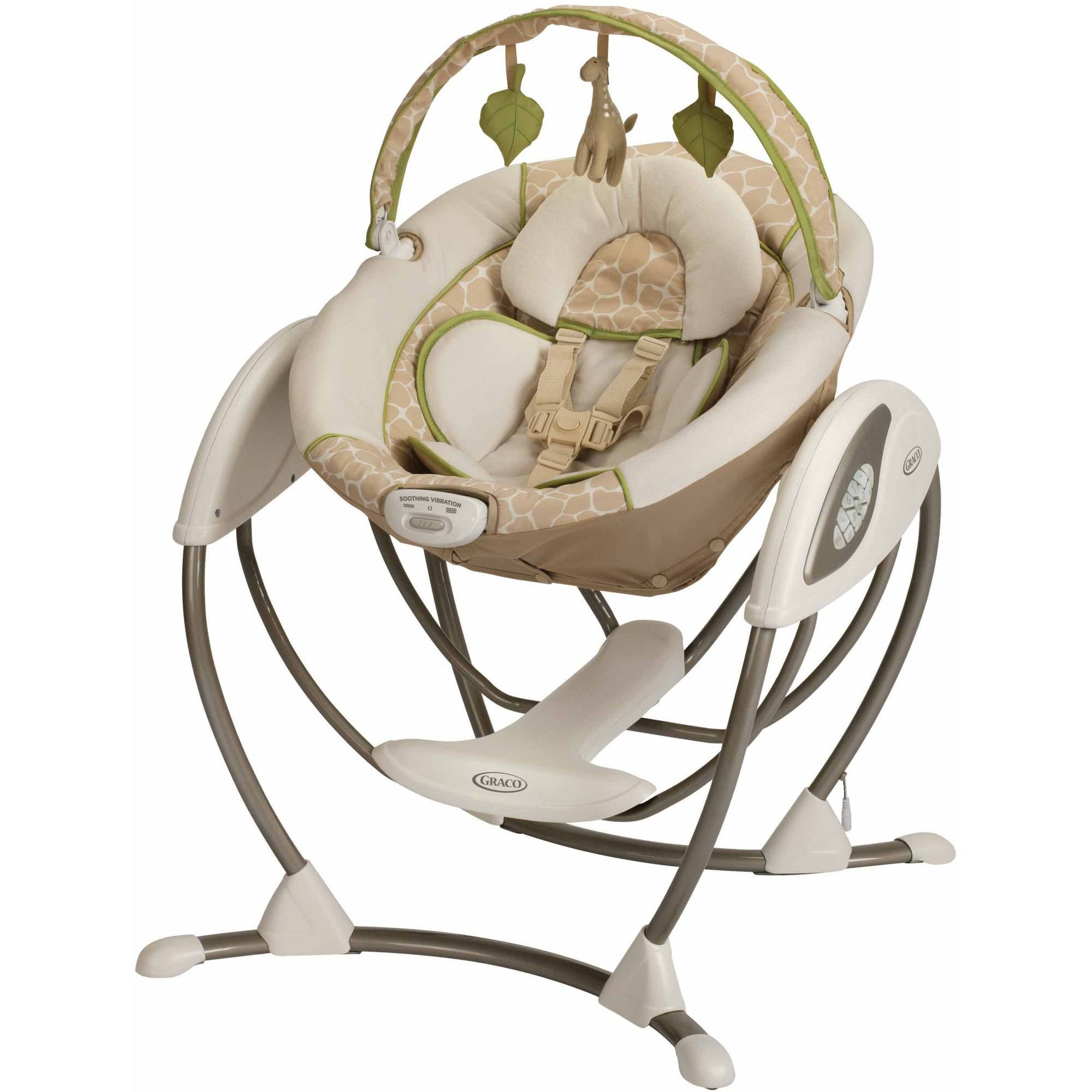 Graco Glider LX Gliding Swing, Raffy