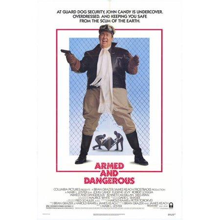Armed and Dangerous POSTER Movie C Mini Promo - Eugene Halloween